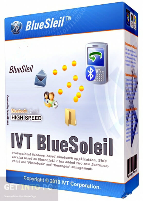 IVT Bluesoleil Crack v10 Direct Link Download