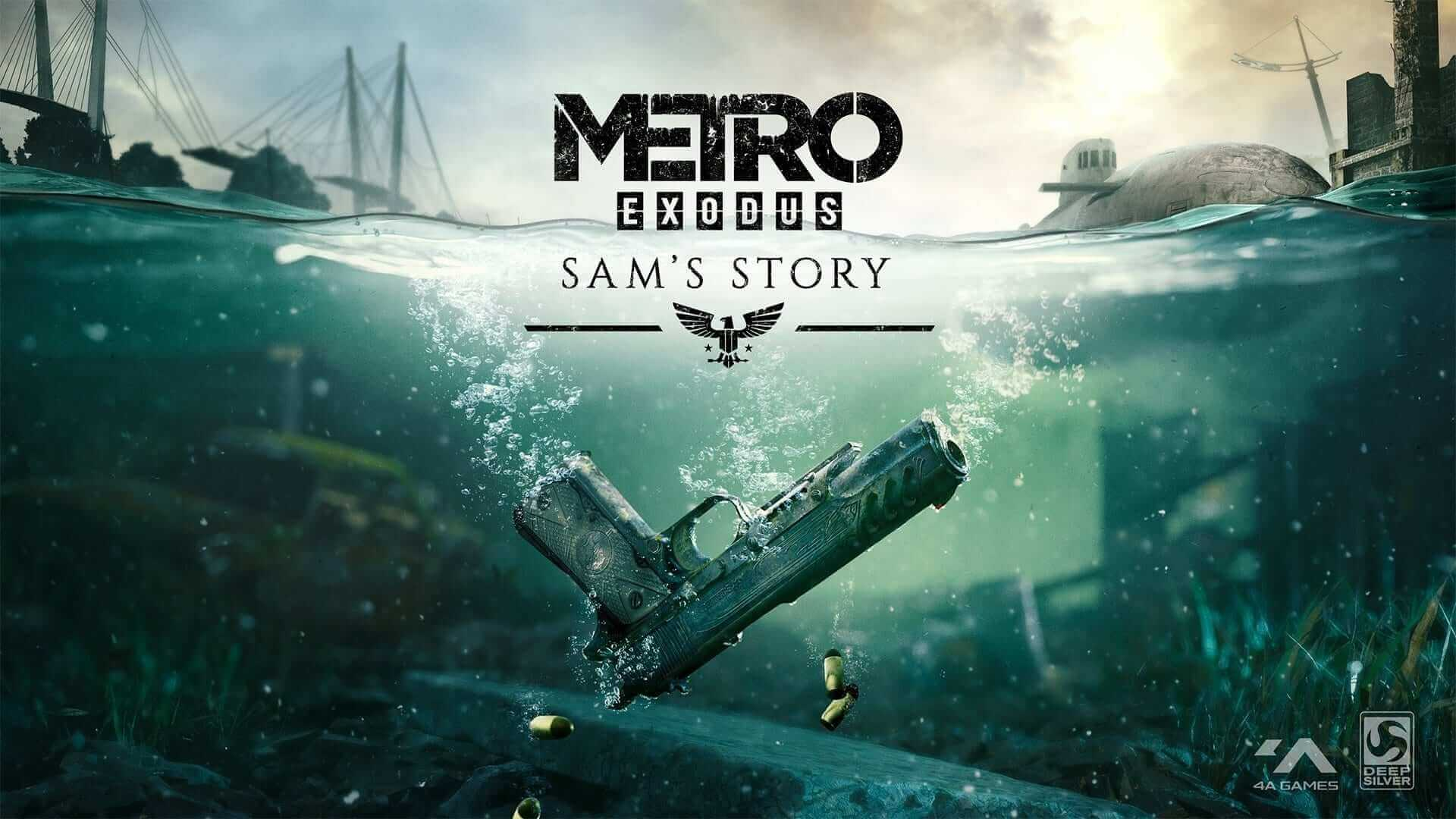 Metro Exodus Crack Torrent Free Download